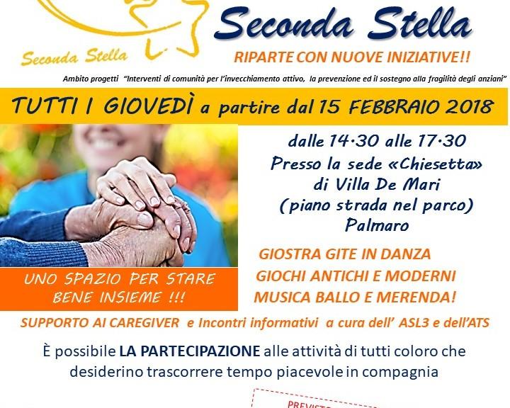 WEB_A4_SECONDA STELLA_volantino 2018 def_ok