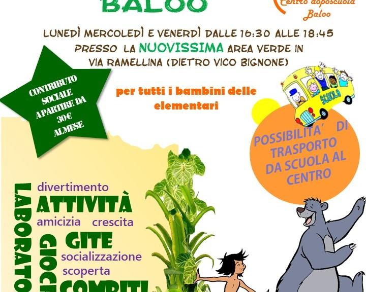 Volantino Baloo 2017-18